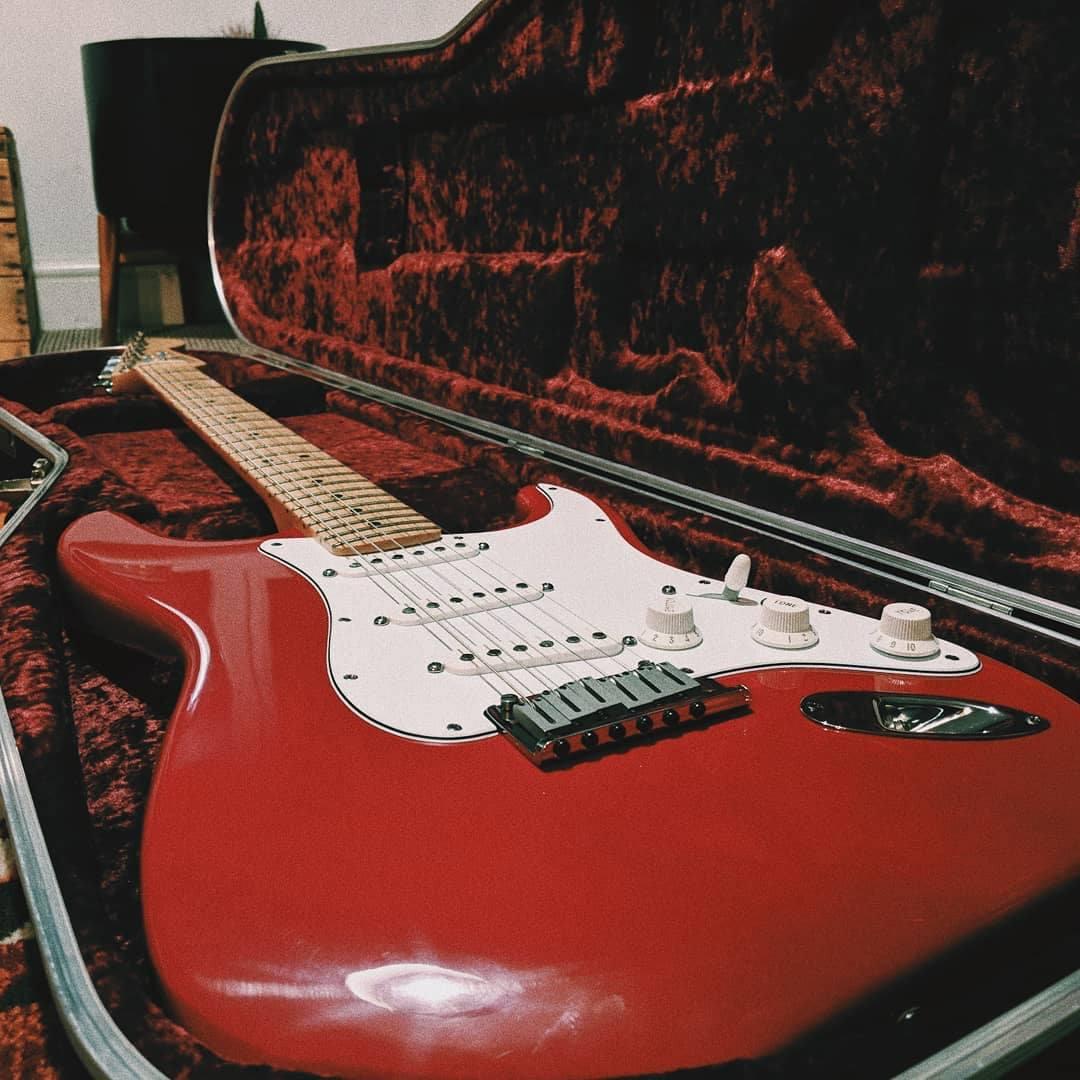 1991 American Standard Fender Stratocaster -