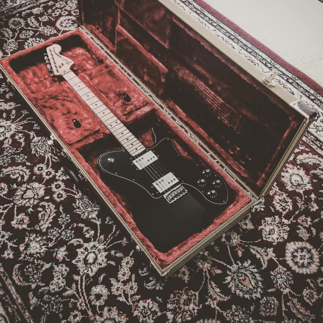 Fender '72 Telecaster Deluxe -