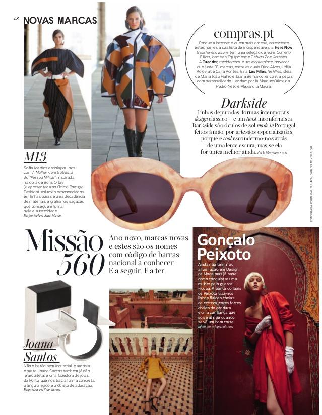 vogue portugal january 2017 darkside eyewear oculos