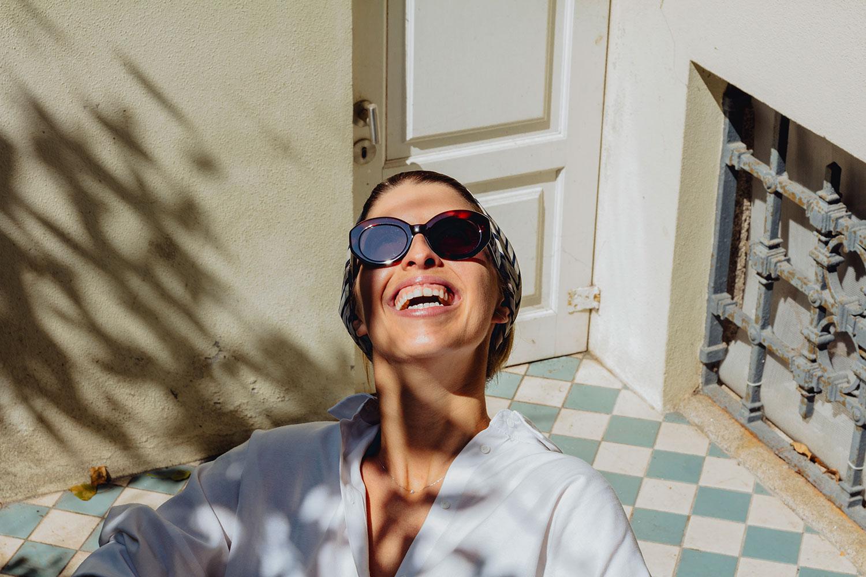 Joana Campos Silva Ophelia Darkside Eyewear