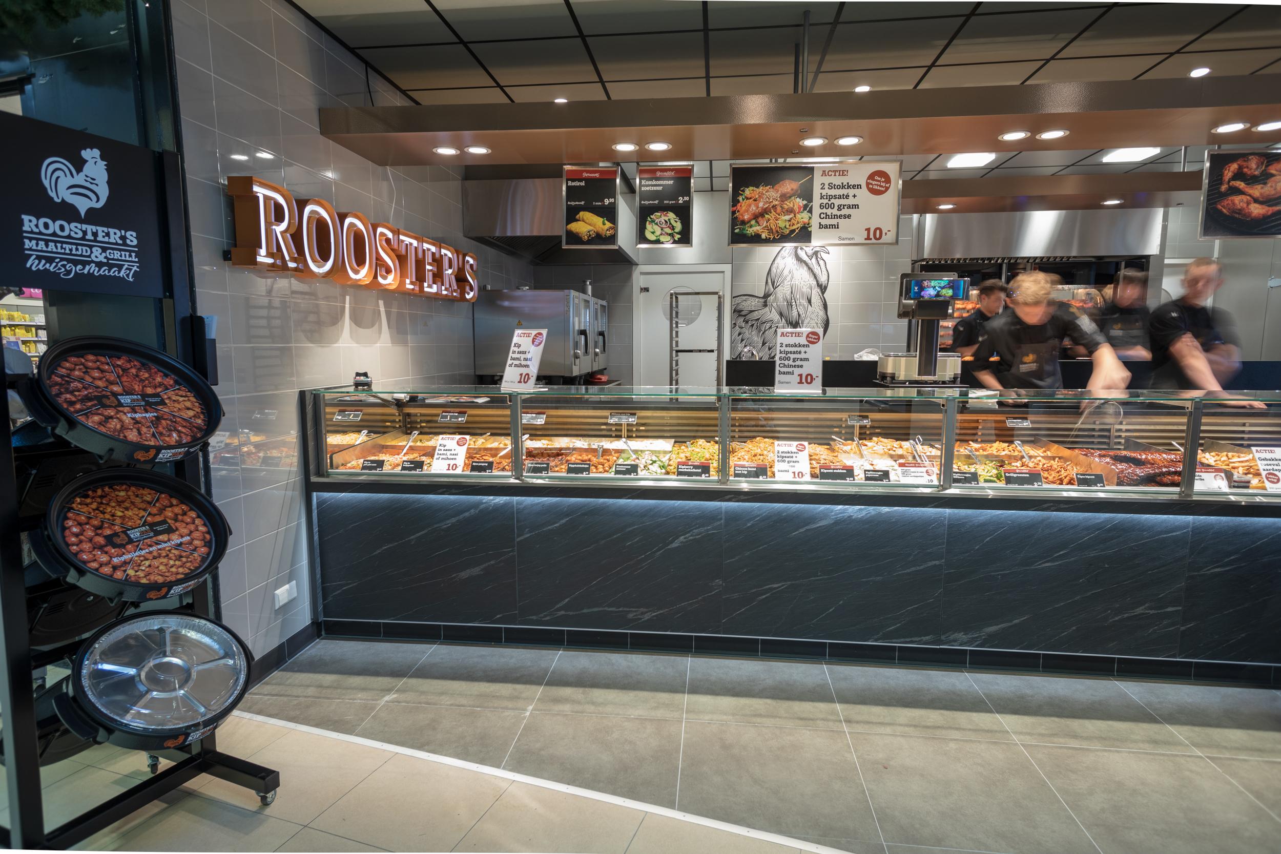 Rooster's Amersfoort | Emiclaer Plaza