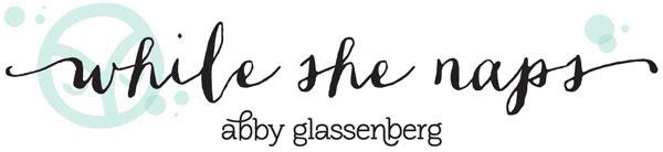 Abby Glassenberg, Journalist, Author, Designer, Blogger, Podcaster