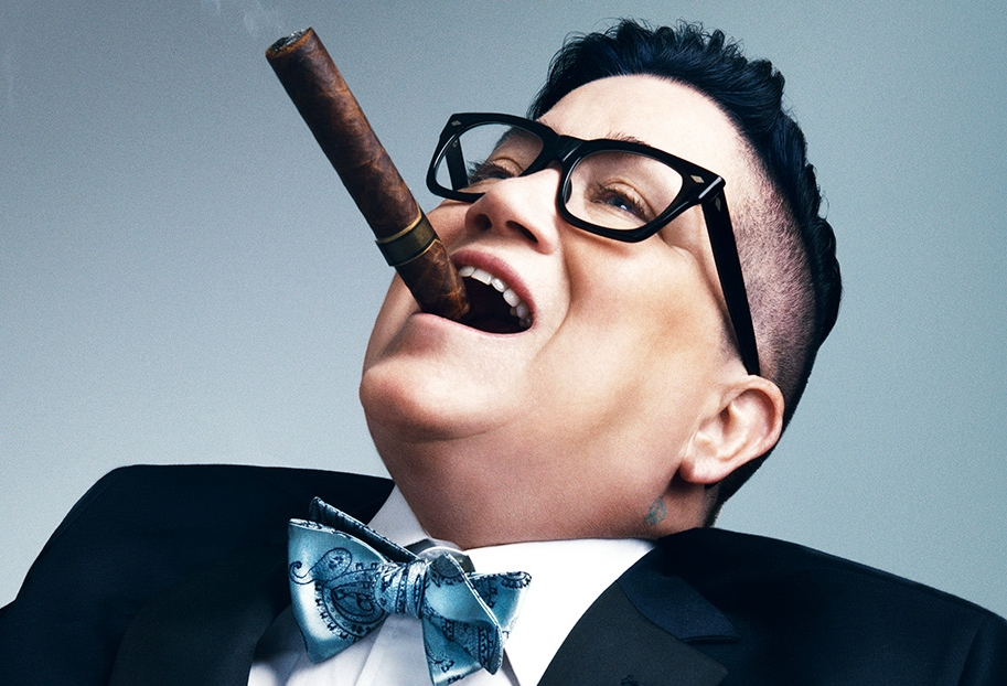 Lea DeLariaDeLaria + Bowie = Jazz  - Lea DeLaria bringe her eclectic musical style to swinging the songs of David BowieWith special guest Grammy winner Janis Seigel (Manhattan Transfer)December 27 & 28The Ferring Jazz Bistro, Jazz St. Louis co-presenterGET TICKETS HERE Watch Lea swing Sondheim! Lea DeLaria seems to have achieved overnight stardom with her two time, SAG Award winning, stand-out role as Carrie 'Big Boo' Black in the Netflix hit series Orange is the New Black. However, DeLaria's multi-faceted career as a comedian, actress, and jazz musician has, in fact, spanned decades.DeLaria, a Belleville, IL native, is a Broadway veteran (On The Town) and was the featured vocalist at the 50th Anniversary of the Newport Jazz Festival. She has performed in some of the most prestigious houses in the world including Carnegie Hall, Lincoln Center, the Chicago Symphony, Hollywood Bowl, The Royal Albert Hall and the Sydney Opera House.