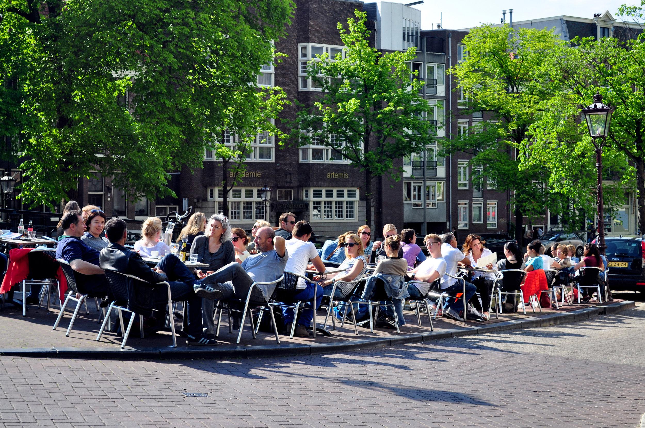 bares Amsterdam Viajar Inspira