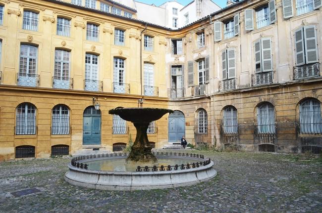 Aix2. Vero palazzo Viajar Inspira
