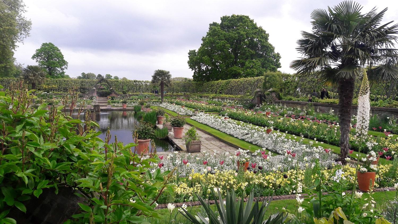 Jardin de Kensington- Viajar Inspira