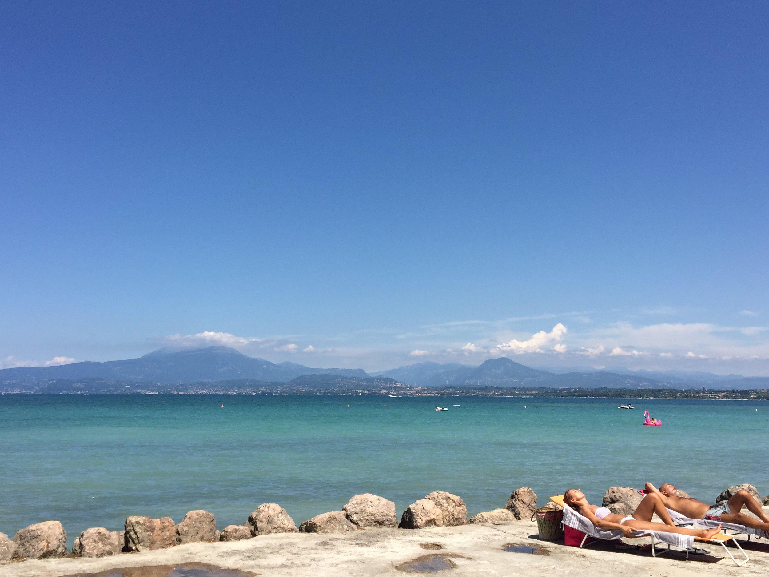 Lago di Garda Viajar Inspira