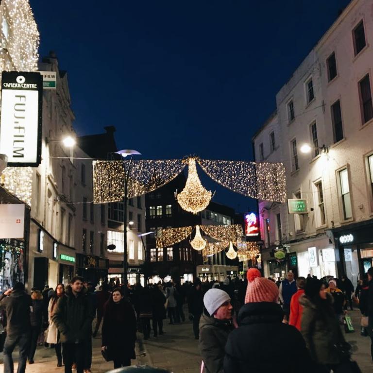 Dublin 5 Viajar Inspira