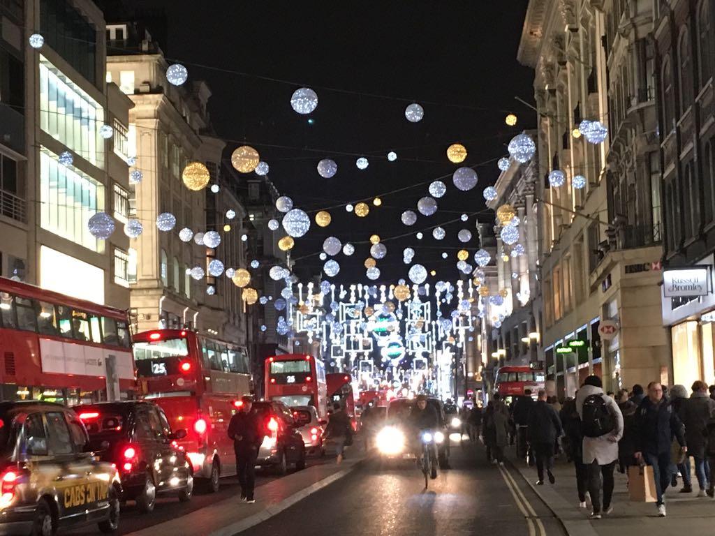 Londres navidad Viajar Inspira 1