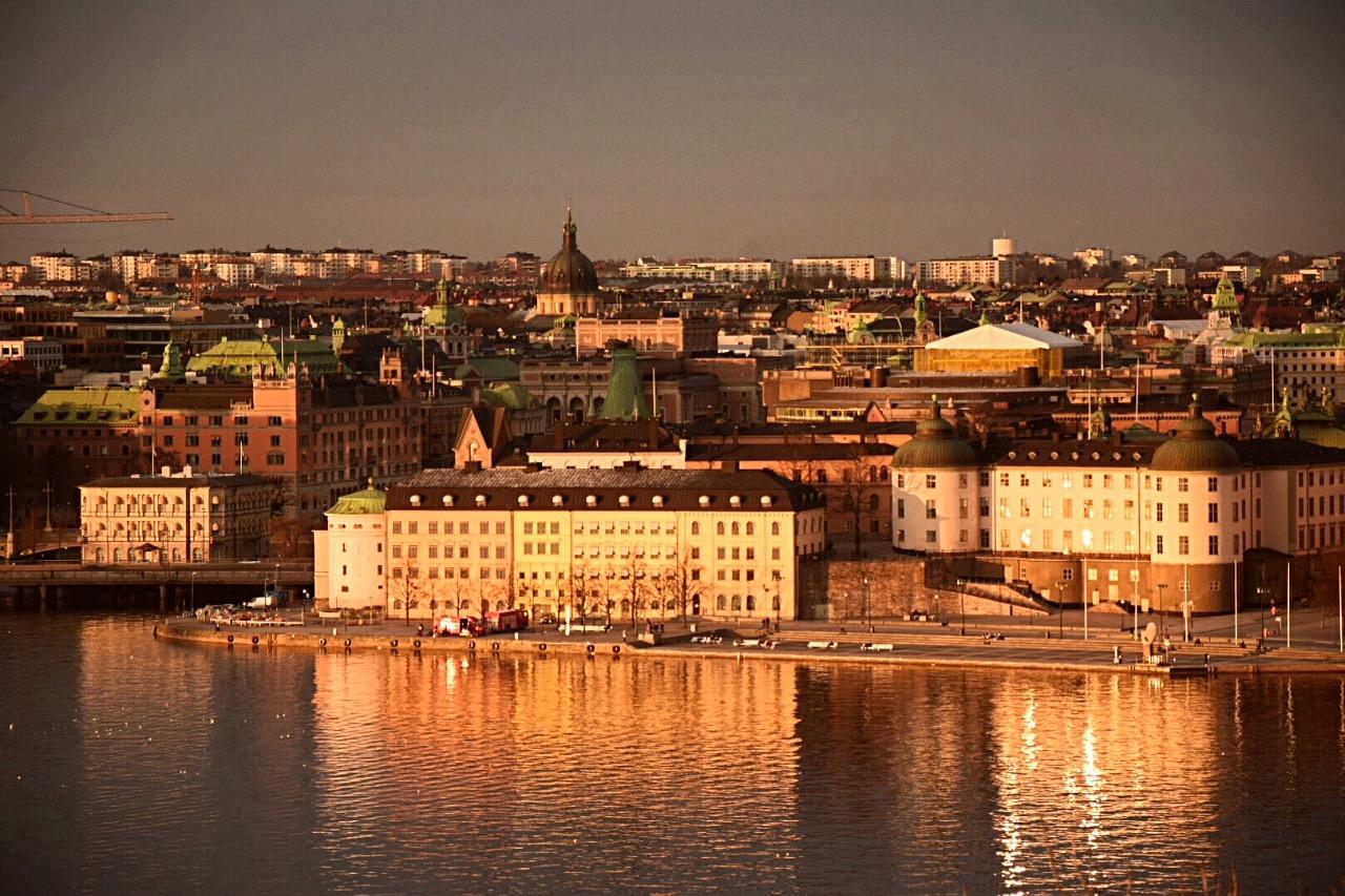 Estocolmo Viajar inspira