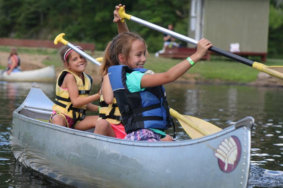 Canoeing & Kayaking -