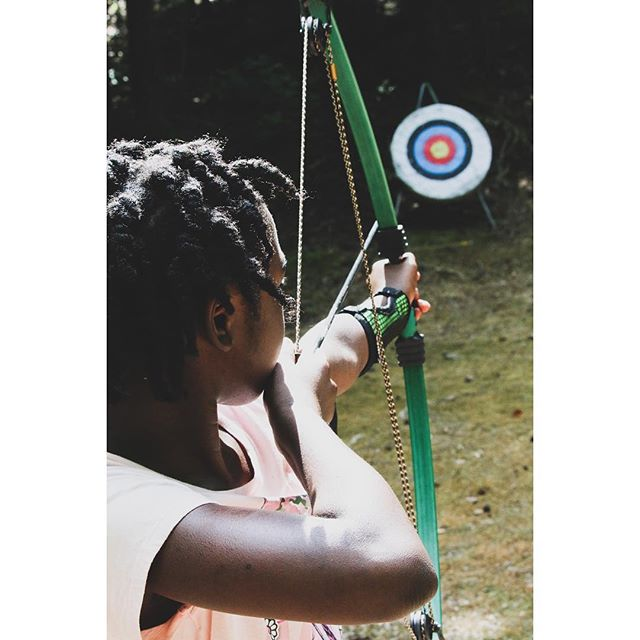 Hit a bullseye this summer by coming to CSYC!!