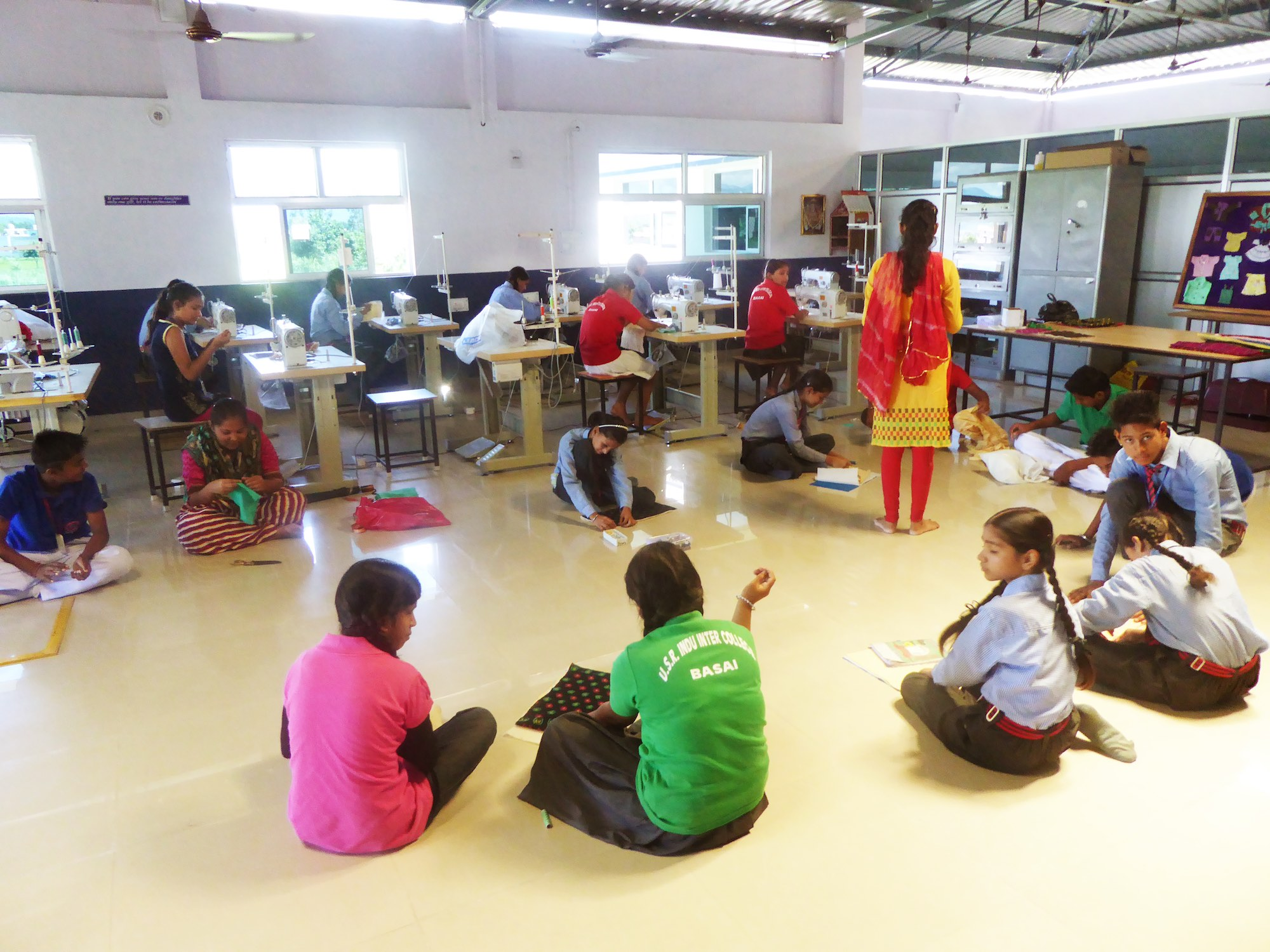 JSR Special Needs Home, School and Skills Centre -