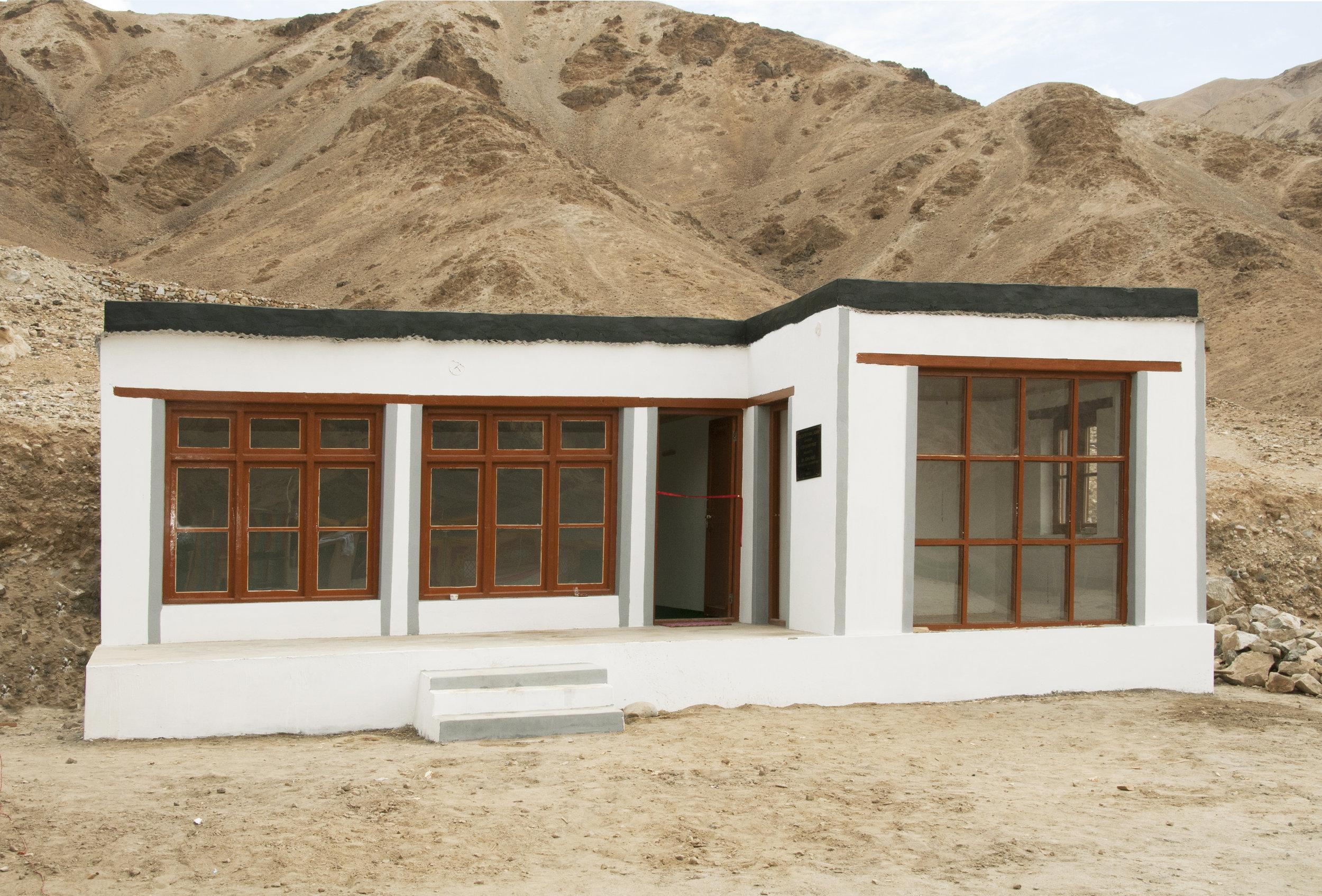 Shara Sharnos Village Anganwadi, Ladakh -