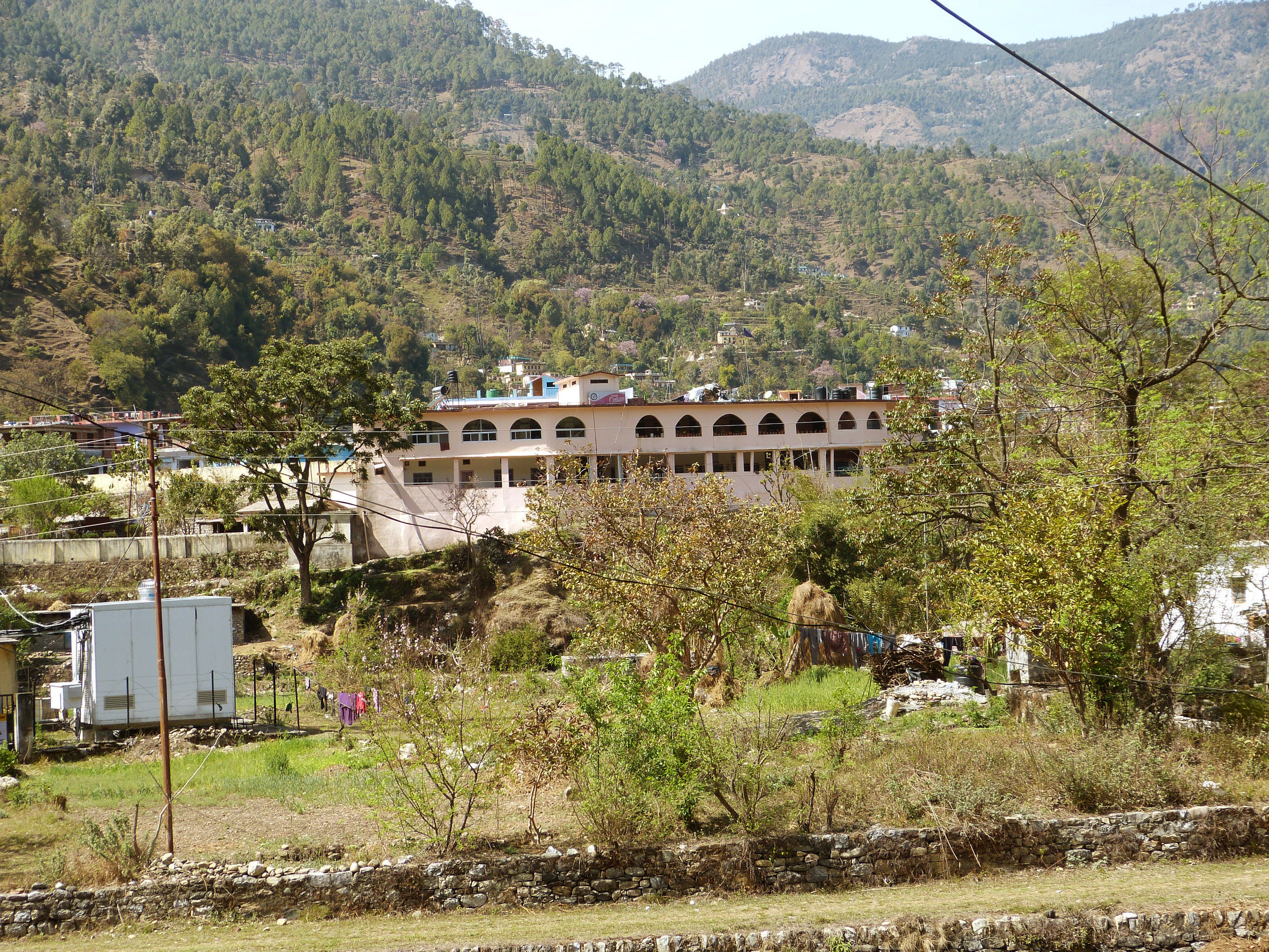 Kapkote Girls Home, Uttrakhand - Funded by Mel Morris plus Friends and Business Acquaintances