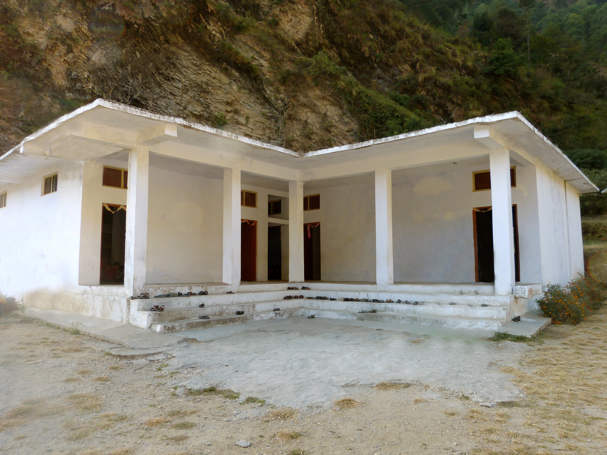 Saraswati Shishu Mandir Primary School, Uttrakhand - Funded by Mhairi Rodrigues and Friends
