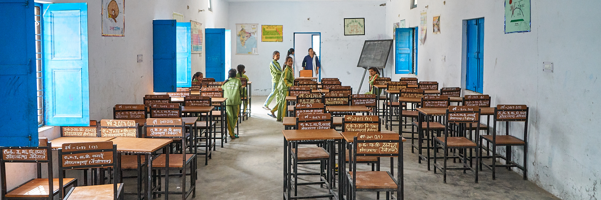 Funding Schools, Homes & Skills Centres  For destitute children, women and those with Special Needs in remote India