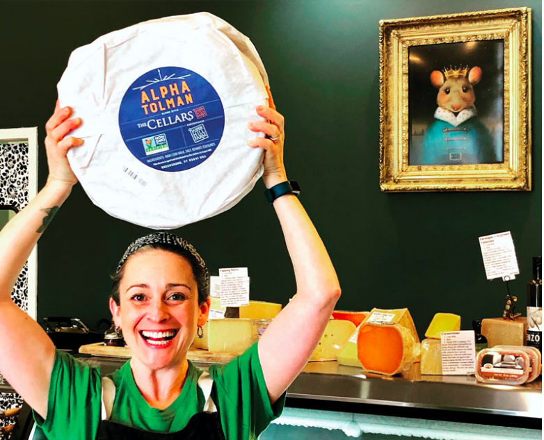 Westchester Magazine - Second Mouse Cheese Shop Stresses Clean Agriculture and Consumer Education