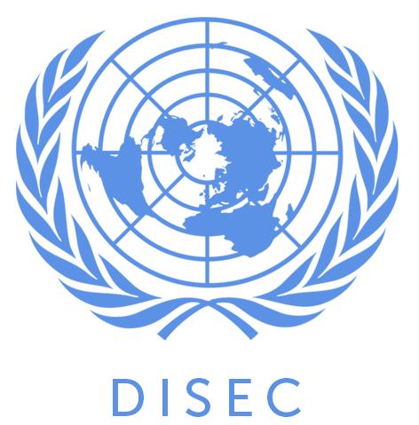 DISEC - Chair: Tim Feng