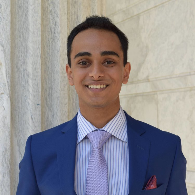 PMUNC Secretary-General: Tanishk Shanker   A junior from New Zealand and the United Arab Emirates,Tanishk is majoring in Operations Research and Financial Engineering with certificates in the Applications of Computing and Finance.