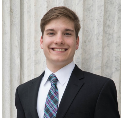 Vice-President: Jon Ort   A sophomore from Highlands Ranch, Colorado, Jon is undeclared.