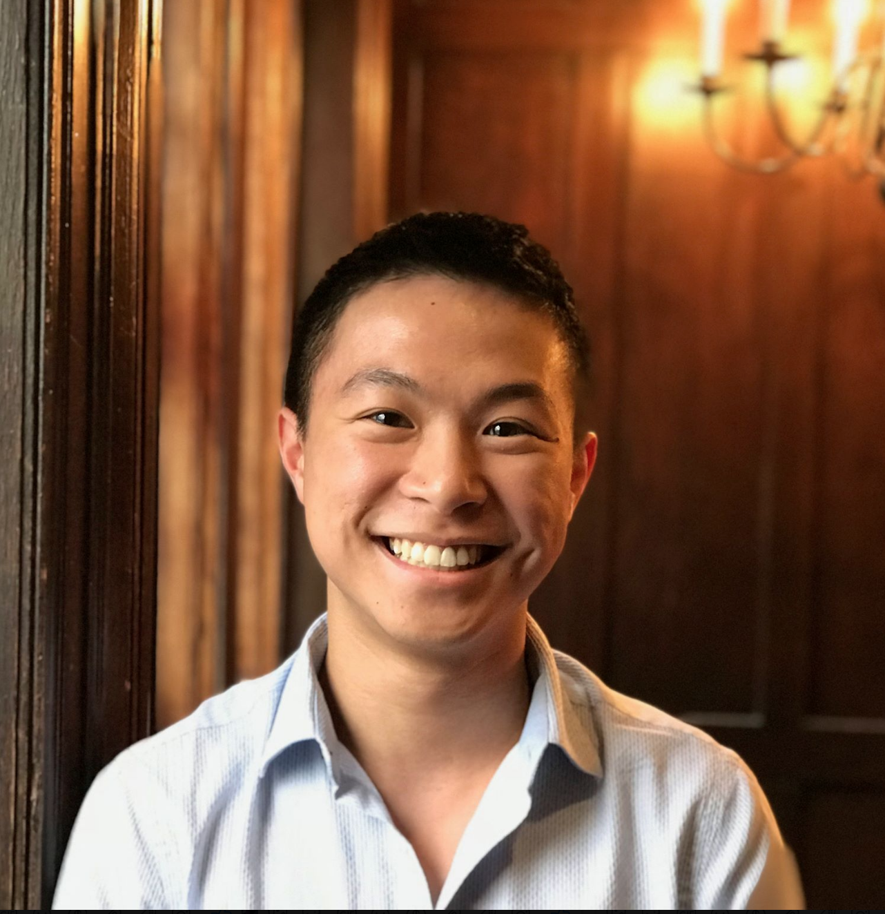PDI President: Eliot Chen   A junior from Hong Kong, Eliot is majoring in the Politics Department.
