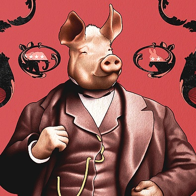Animal Farm: The Rise of Communism in the USSR - Chair: Maya MishraCrisis Director: Hannah To