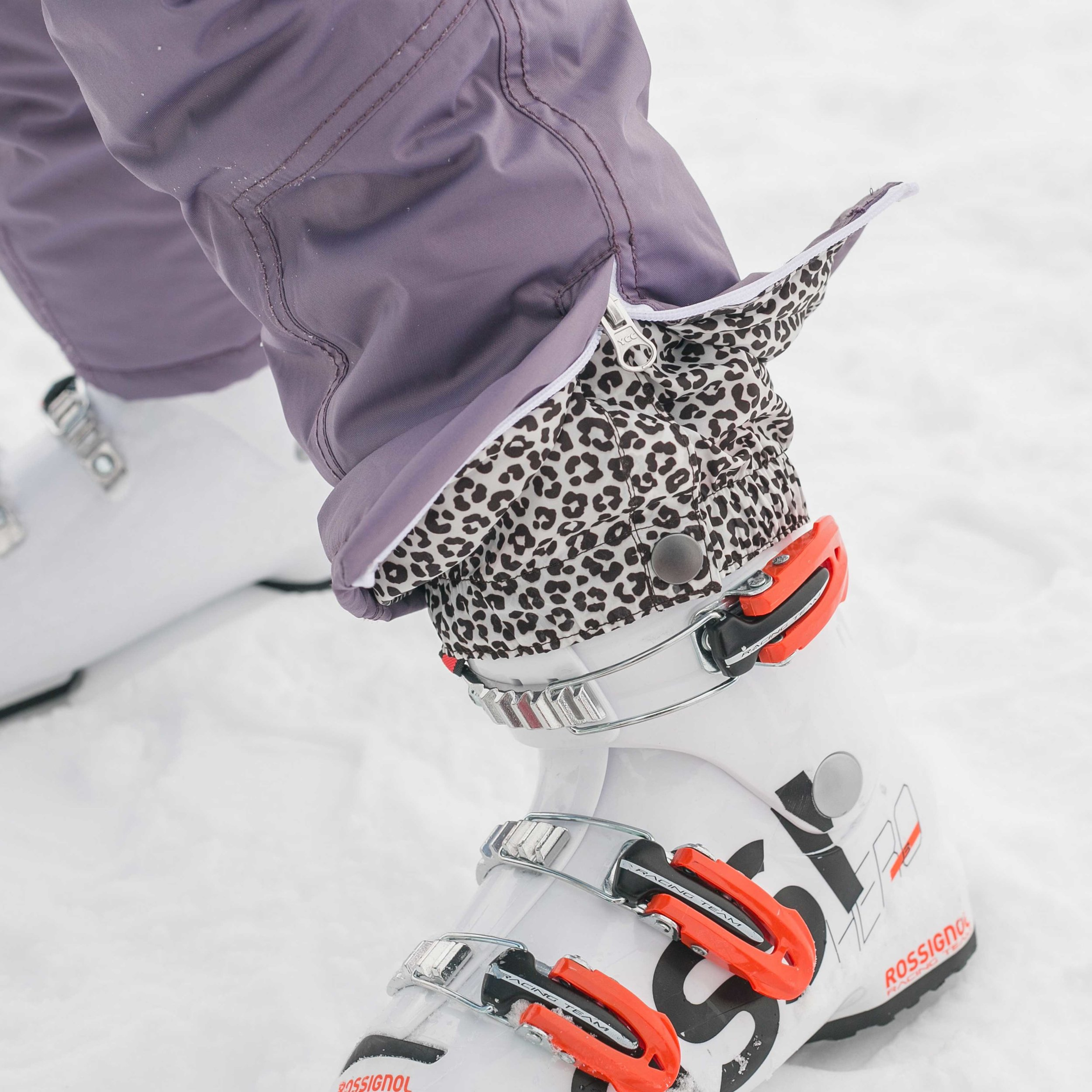 Ski Suit Boot Cover