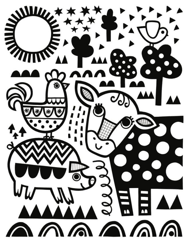 Children Art Illustration