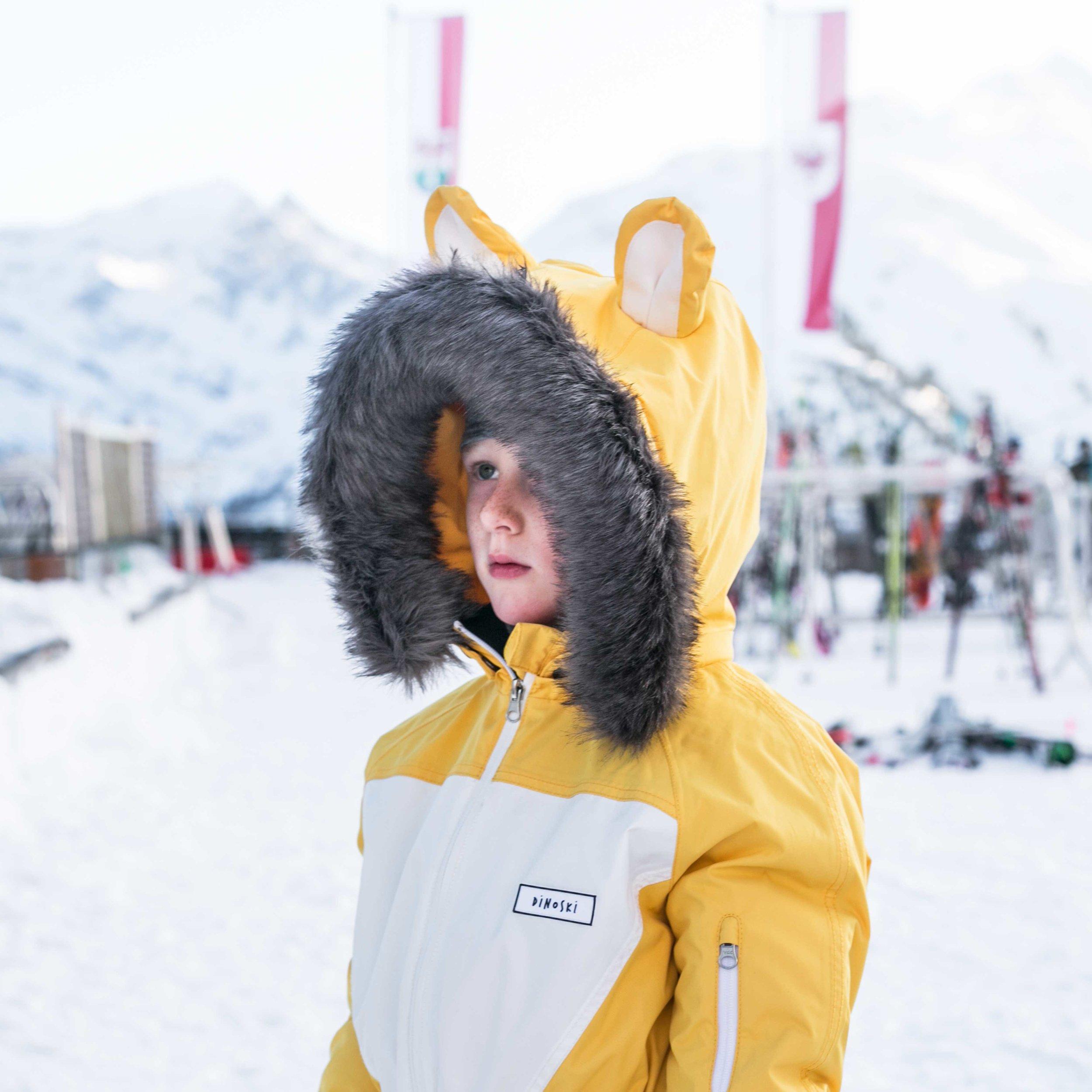 Cub Ski Suit Dinoski