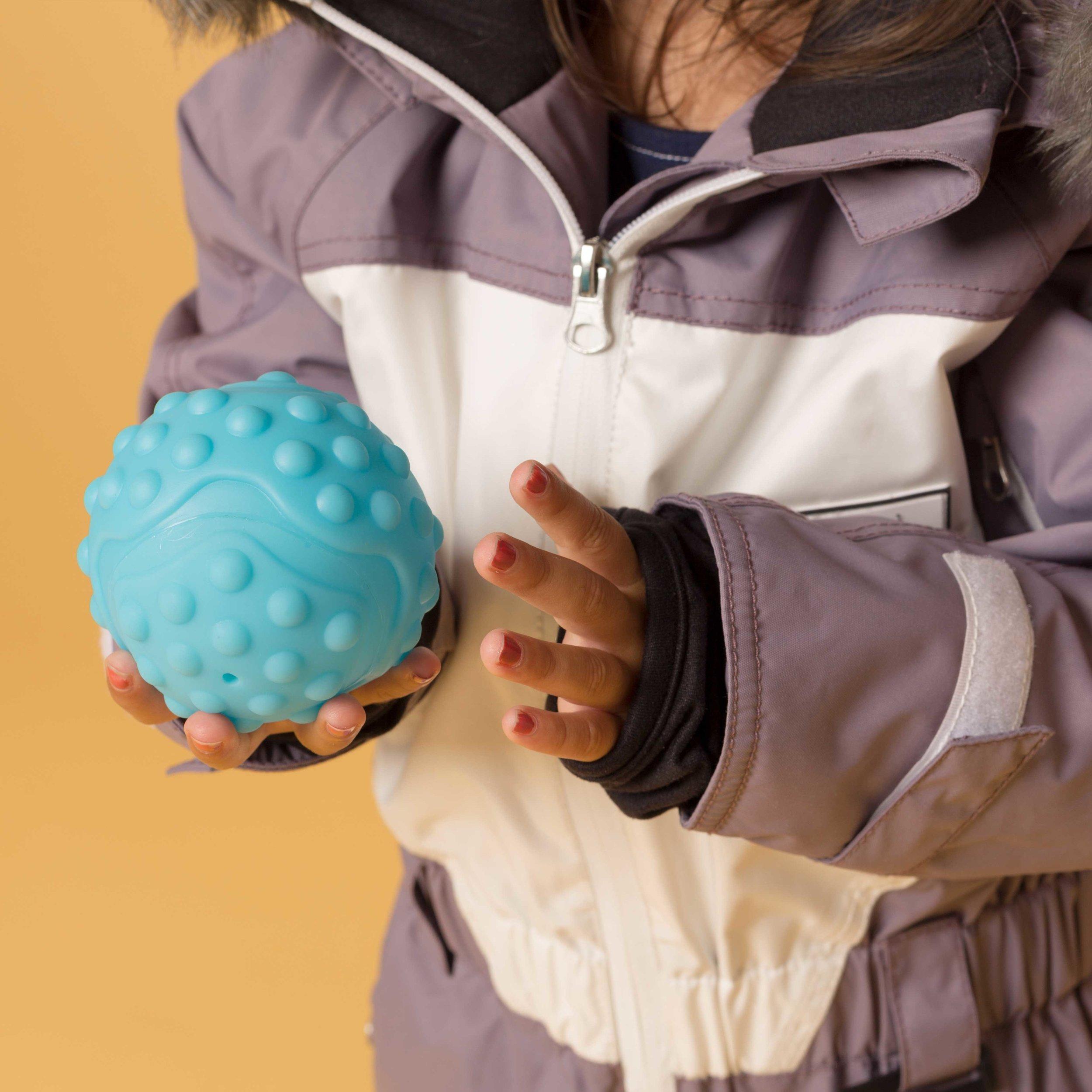 Kids Ski Suit Thumb Mitts