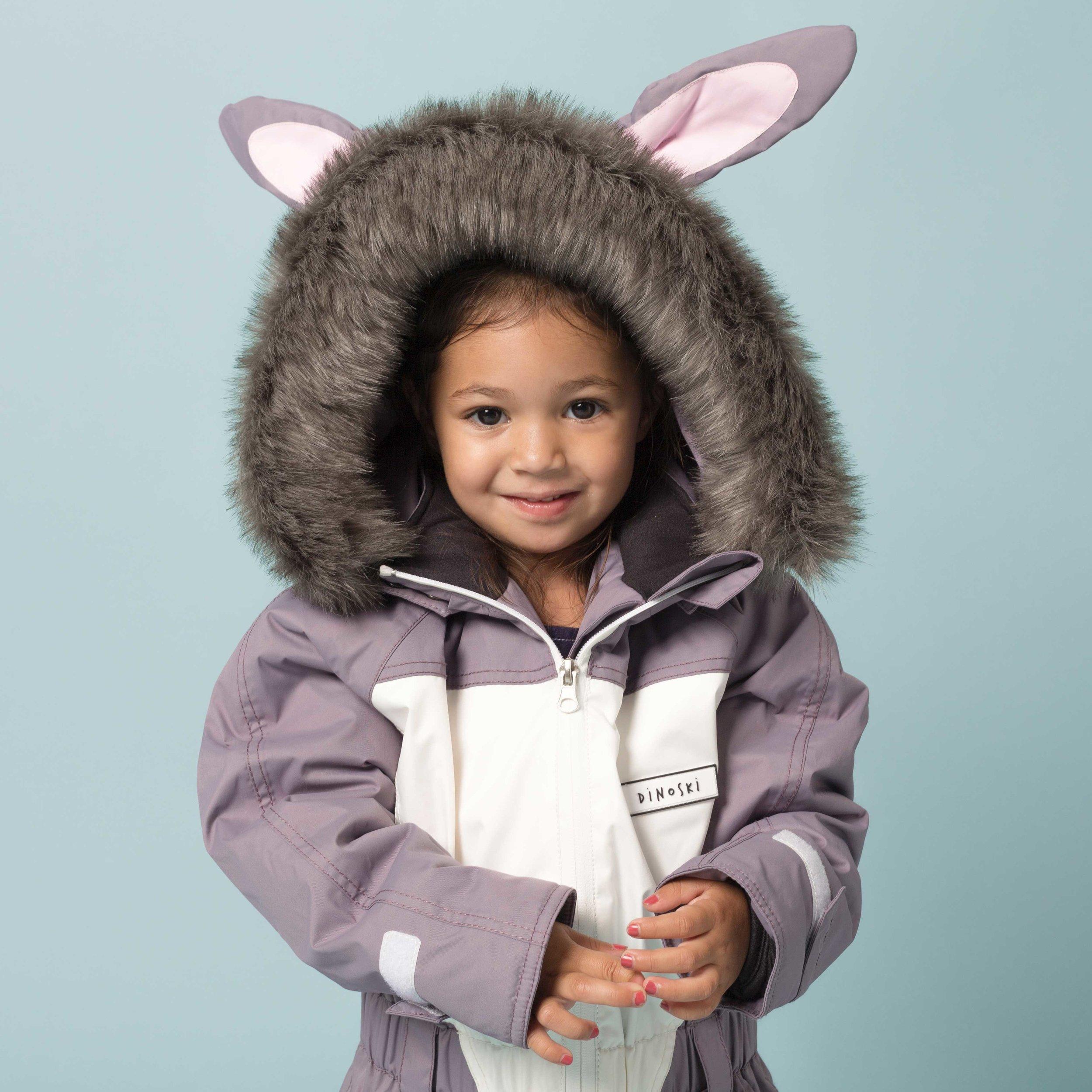 Bunny Ski Suit