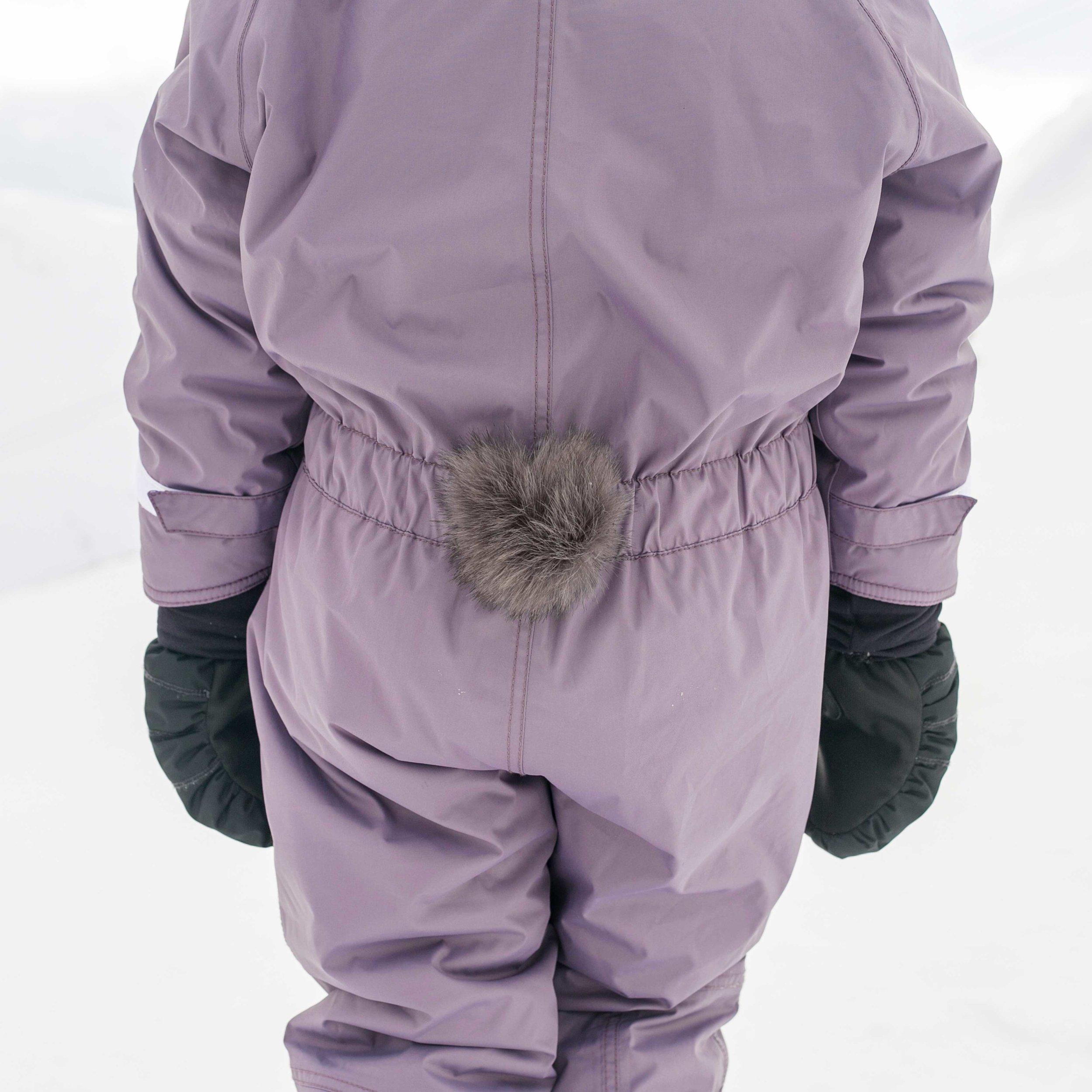 Kids Ski Suit Design