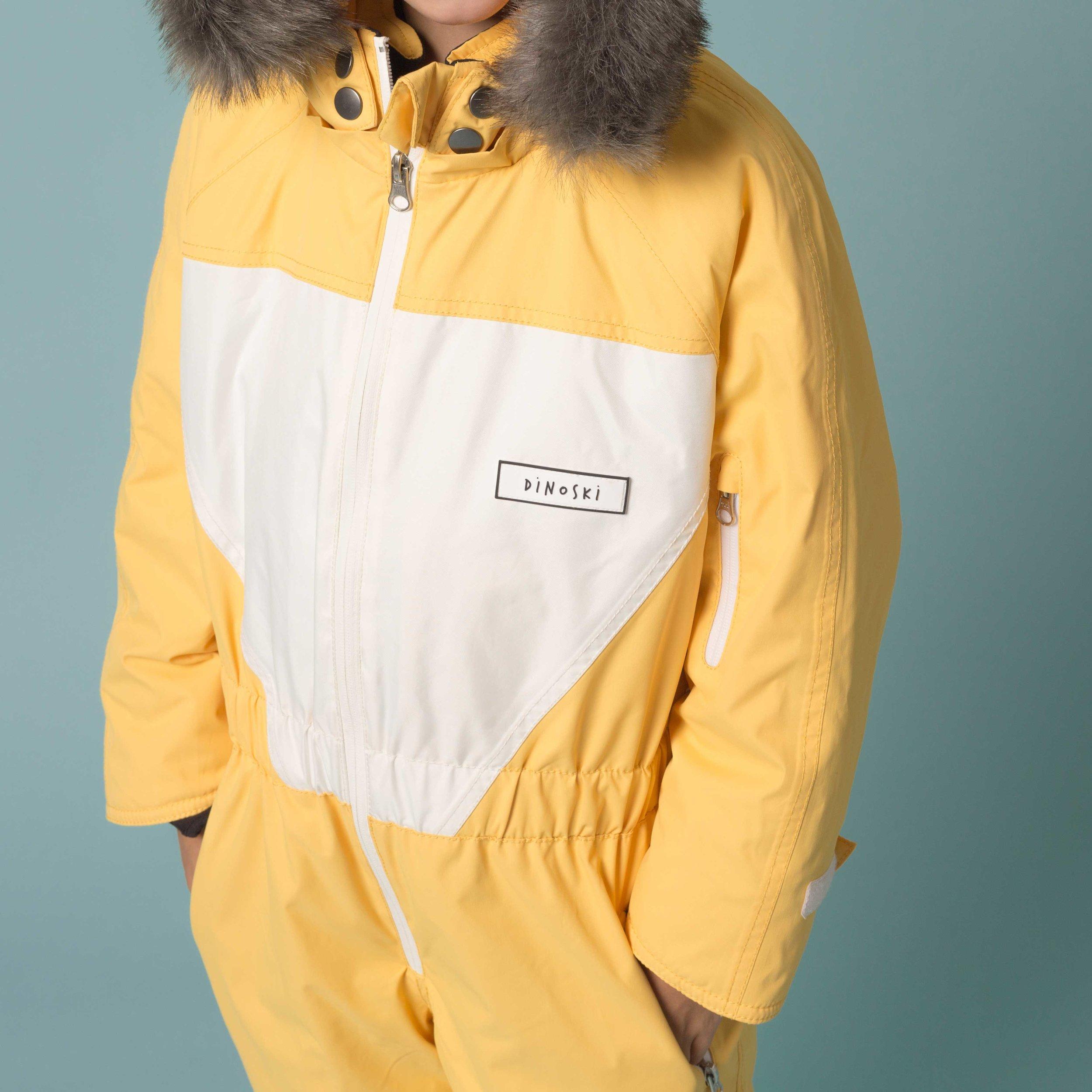 Kids Bear Ski Suit