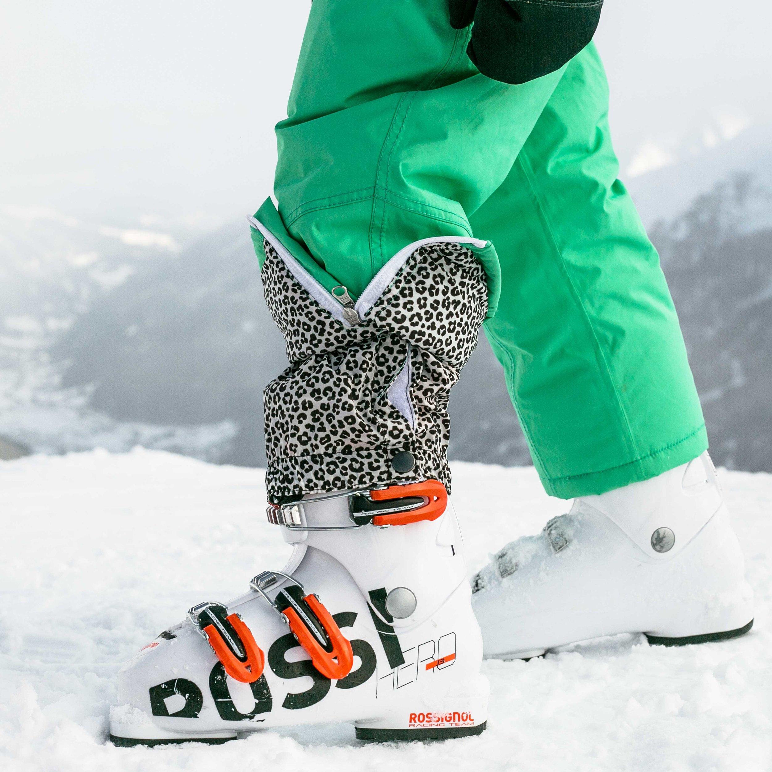 Warm Ski Suit