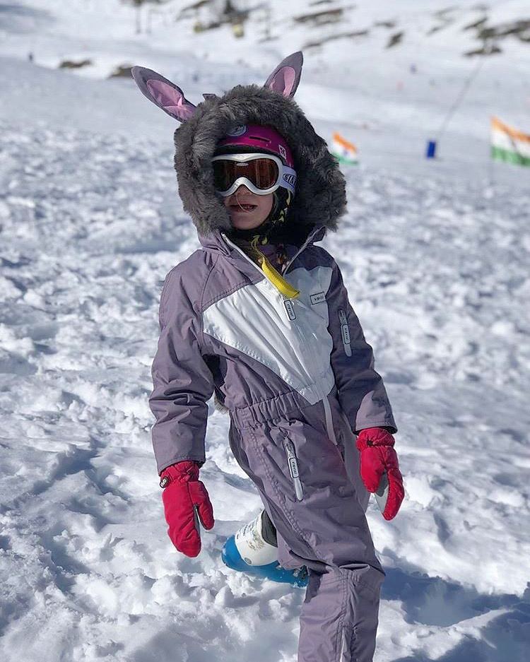 Kid's Animal Themed Skisuit