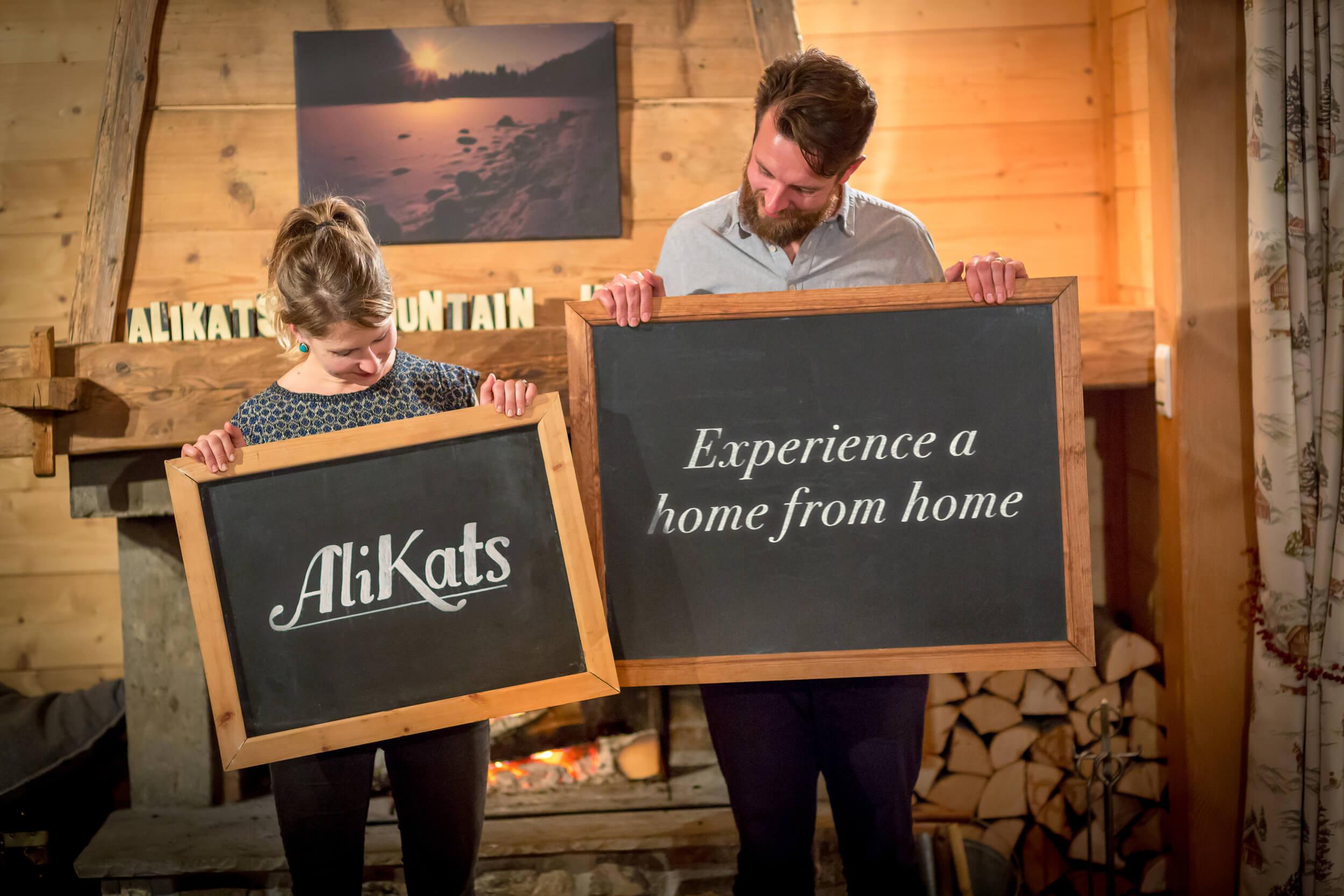 Al & Kat from AliKats!