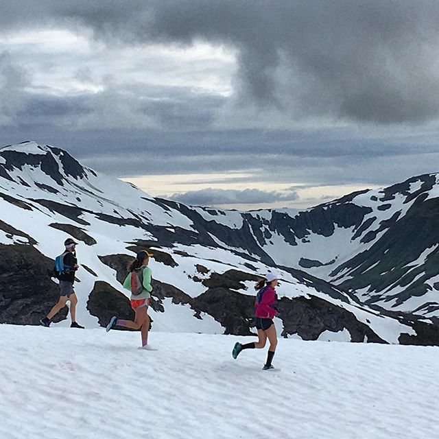 Alaska is cool, and so are you. Come run in Juneau with me and @grroes in June! Link in my bio. #akultrarunningcamp