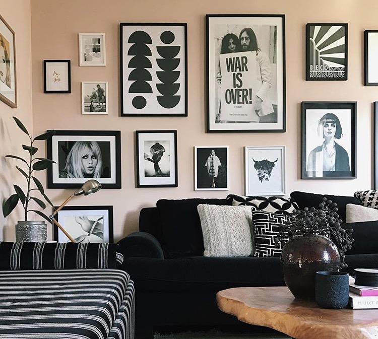 Home of designer Michelle @michellematangi