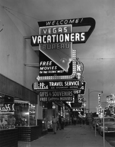 Vegas! c. 1952-1955