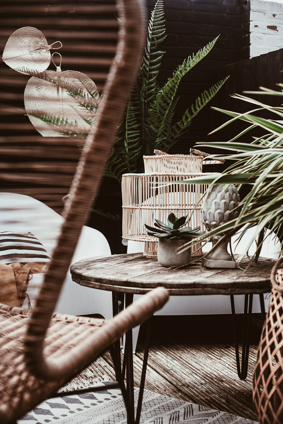 Summer Edit - ad a holiday vibe to your garden