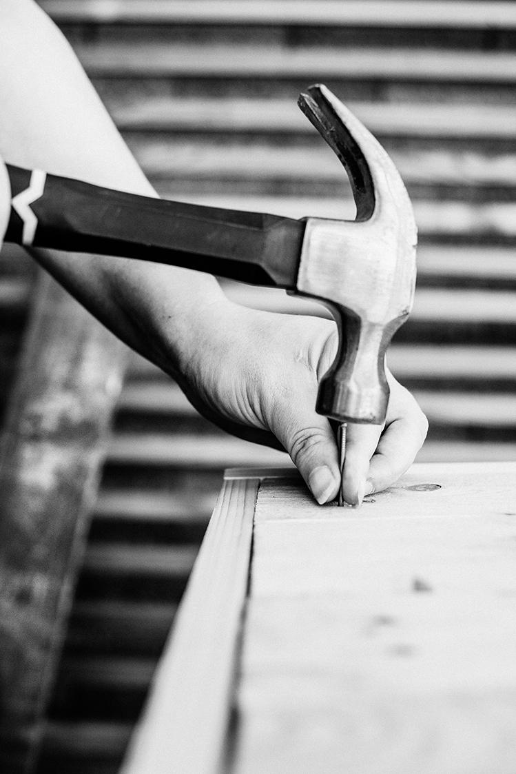 DIY Pallet wood AZTEC TABLE - THE EASY WAY