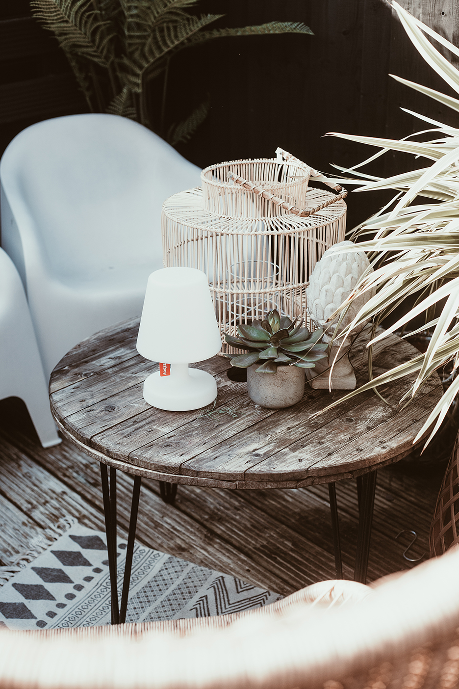 Light up your garden with quirky lights
