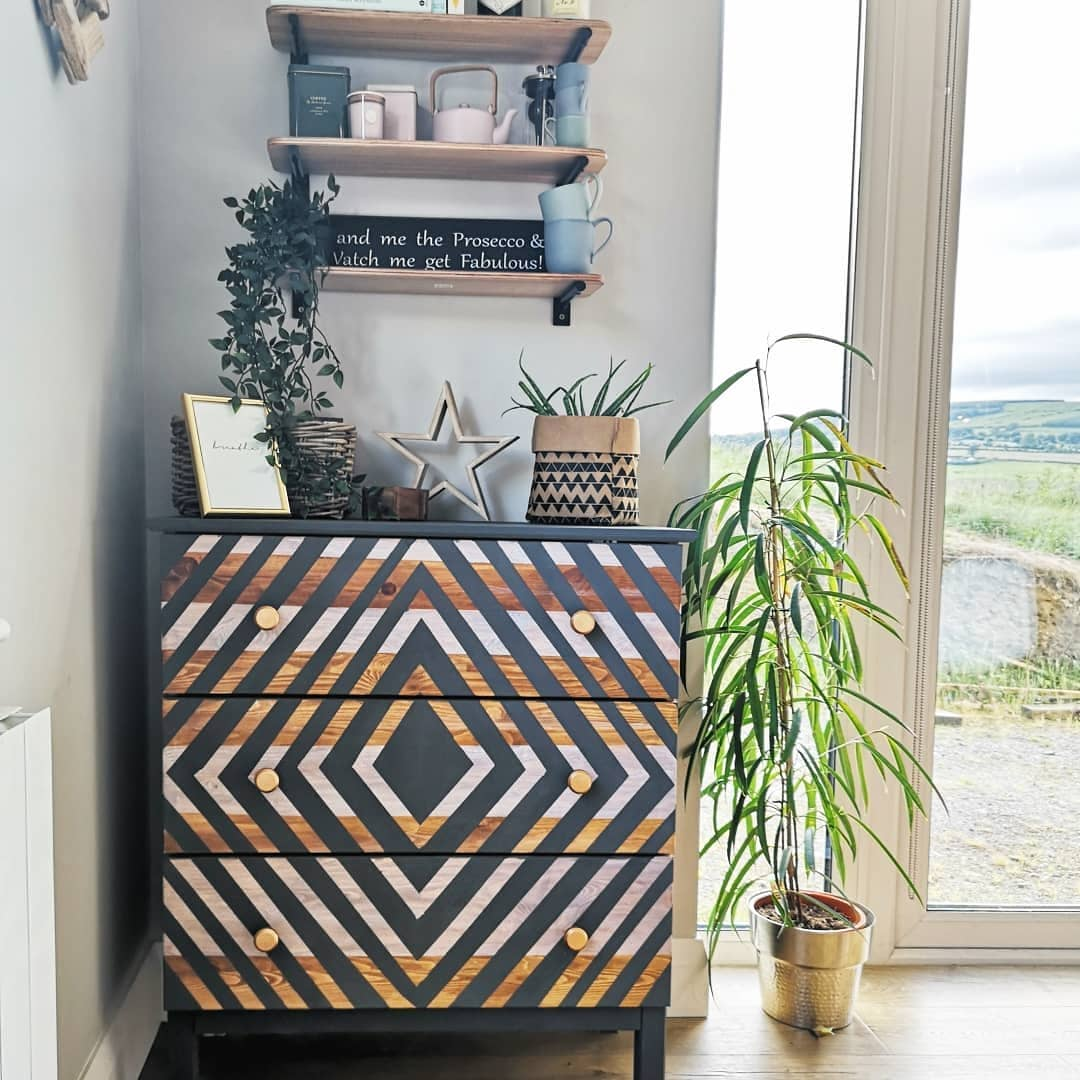 IKEA TARVA HACK / UPCYCLE