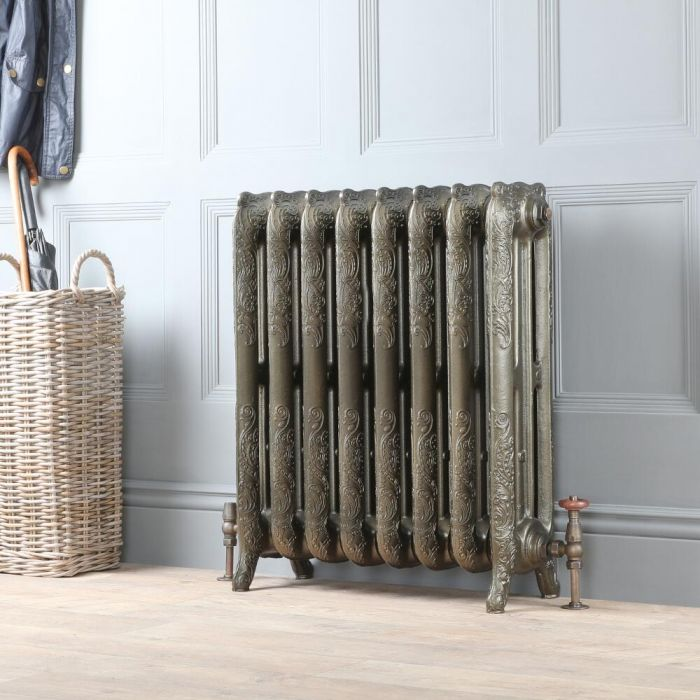 traditional cast iron radiator review