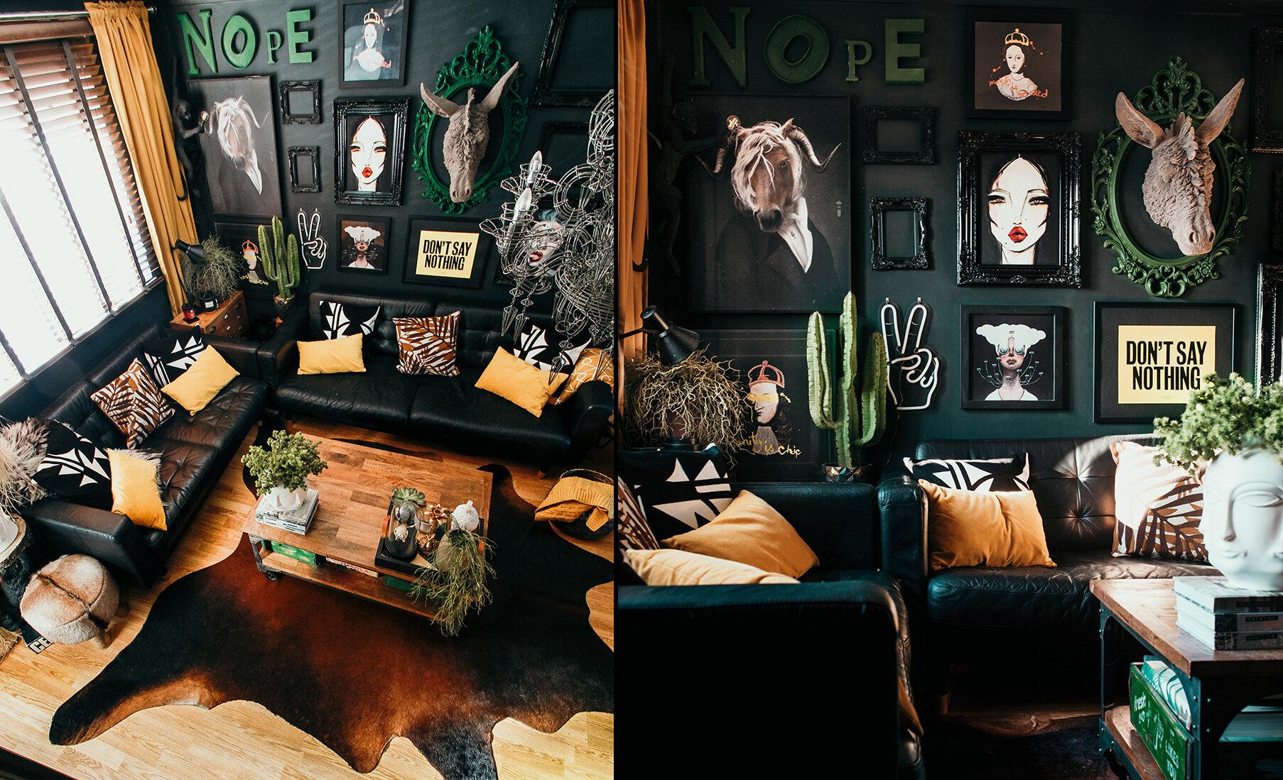 Matalan / dark room