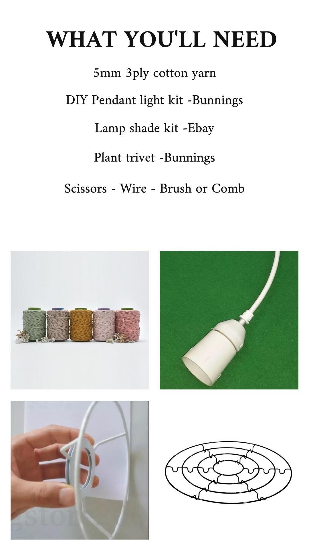 Diy Boho Fringe Lampshade The Easy Way Style Squeeze
