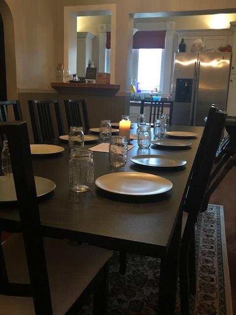 Dinner Church Empty Table.JPG