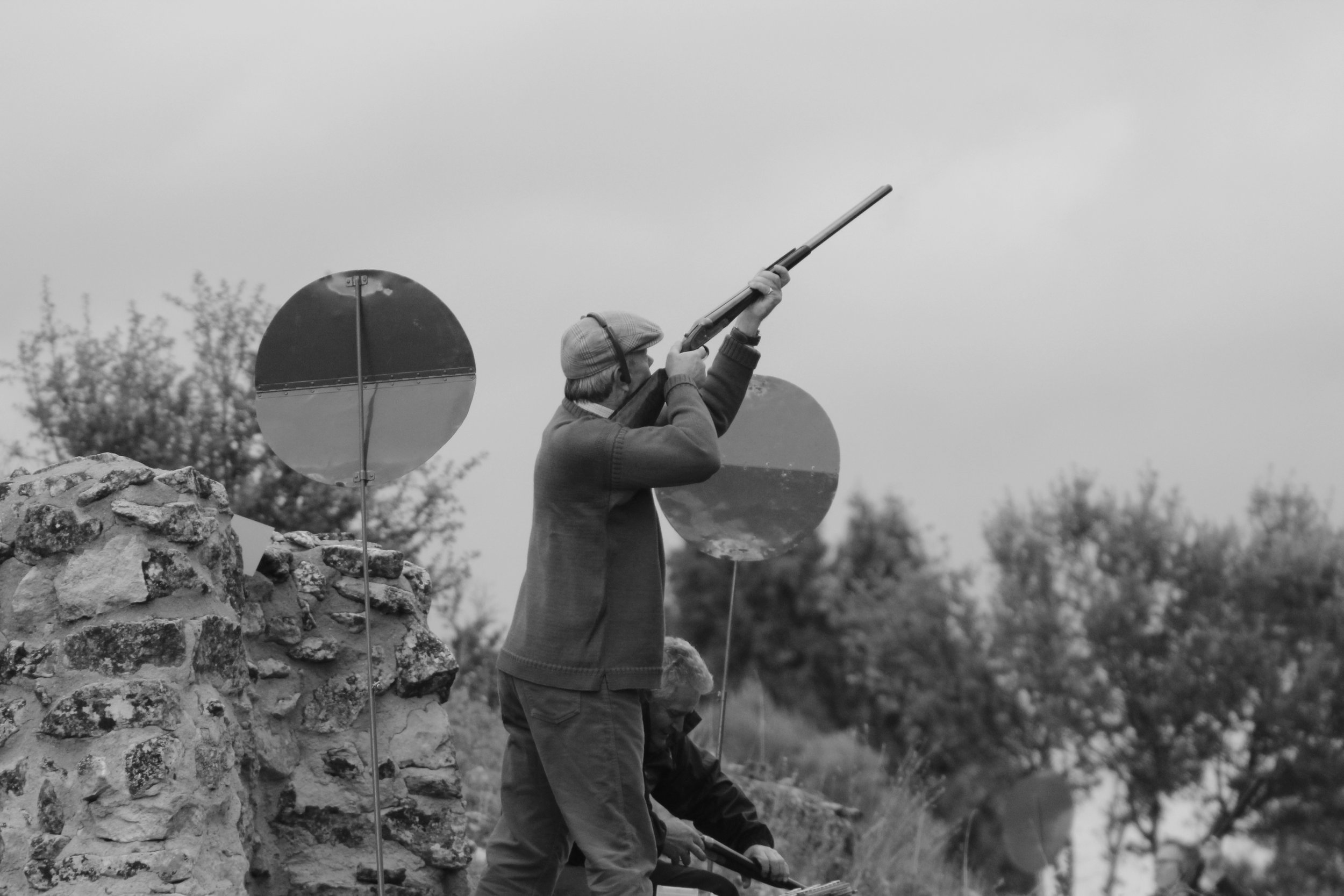 partridge-shooting-spain