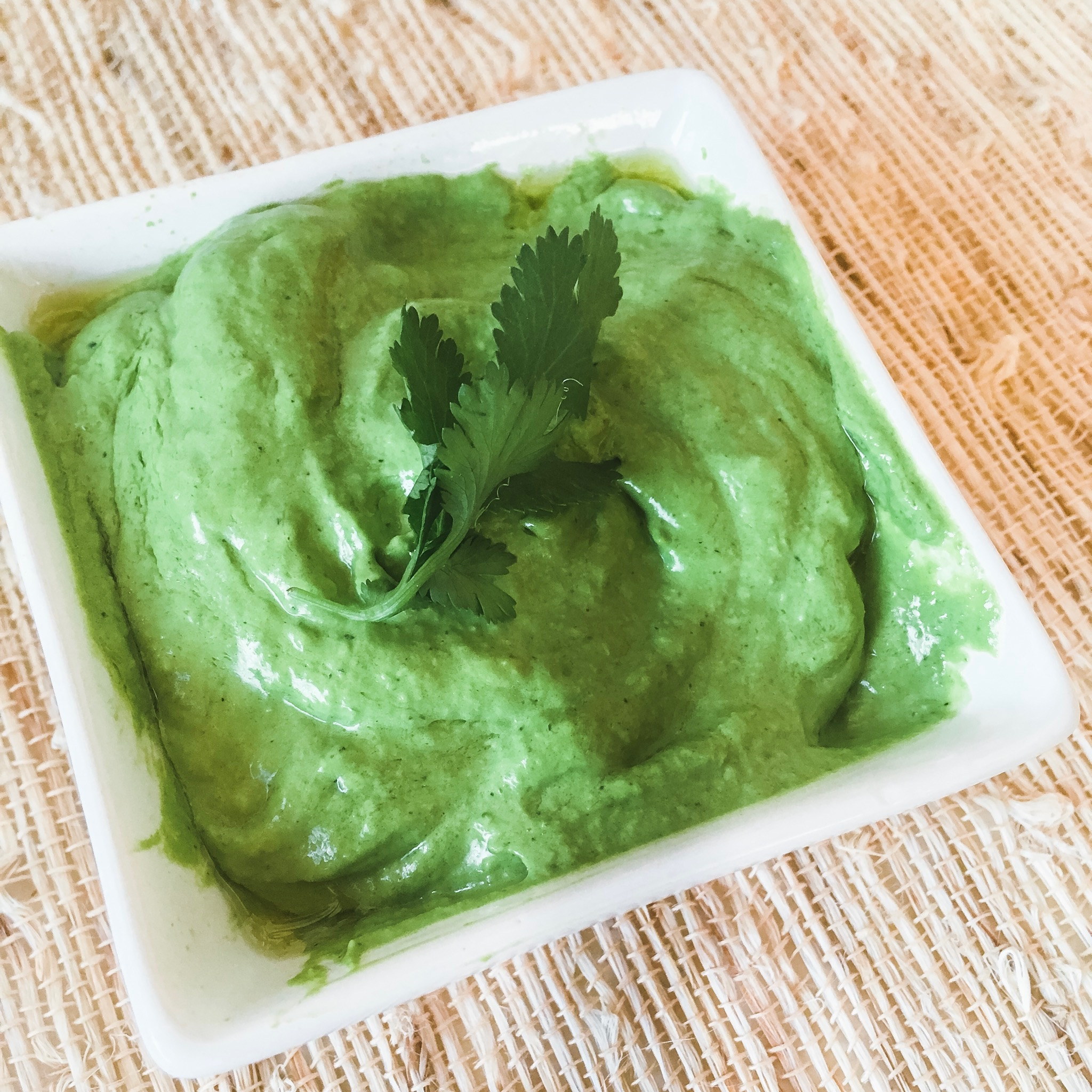 Green Goddess Dressing -